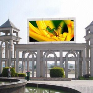 Outdoor Full Color LED Video Display Screen