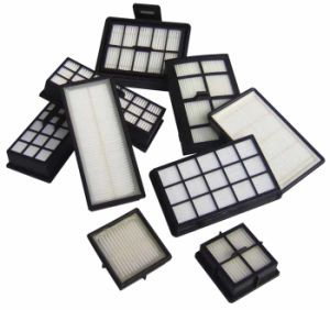 HEPA Filters for Household Vacuum Cleaners and Central Vacuum Systems