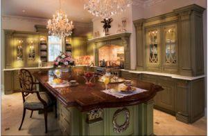 Green Europe Design Kitchen Cabinet (LK-G03)