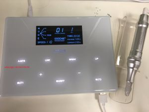 Digital Permanent Makeup Machine with Touch-Screen Operating Panel pictures & photos