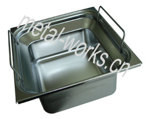 Deep Draw Part/Stainless Steel Tank pictures & photos