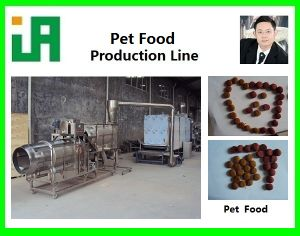 Kibble Pet Food Machine/Equipment/Processing Line/Production Line/Extruder