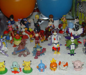 Plastic Capsule Toys, Vending Toys pictures & photos