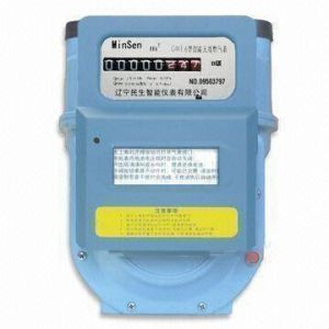 Wireless Remote Gas Meter With Aluminum Case and Advanced Wireless Transmission Technology-GW2.5 pictures & photos