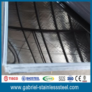 430 8k/16k/32k Mirror Stainless Steel Sheets pictures & photos