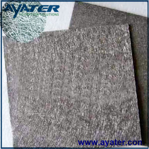 Acid Resistance Monel Five Layer Sinter Felt in Power Plant pictures & photos