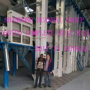 50tpd 100tpd 200tpd 300tpd 400tpd 500tpd Turn Key Rice Mill pictures & photos