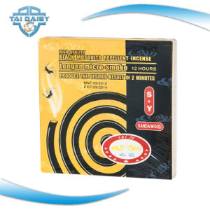 Lemon Fragrance Mosquito Repellent Incense From Mosquito Coil Factory pictures & photos