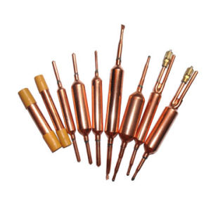 Refrigeration Copper Filter Drier (15GR, 20GR) pictures & photos