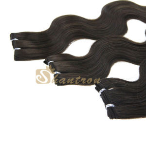 Body Wave Remy Hair Weft Indian Hair Weave Full Virgin Human Hair Extension