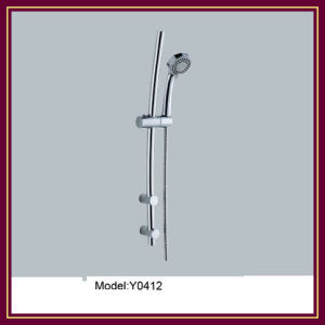 Sliding Rail Shower Head, Brass Shower Head (Y0412)