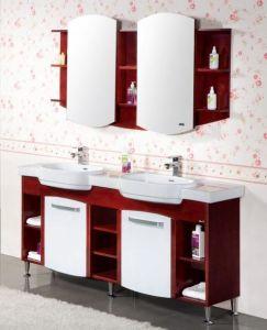 Antique Bathroom Cabinet (Q-6658)