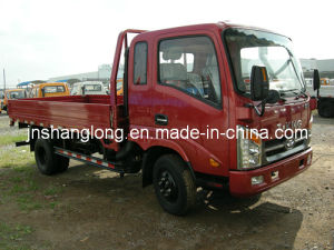 Low Price T-King Diesel Engine3.5 Ton Cargo Truck pictures & photos
