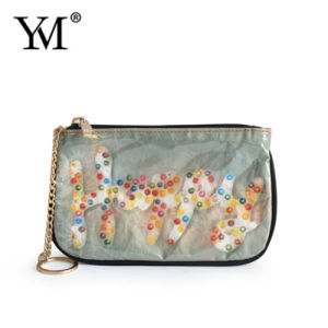 Special Purpose Customized Design PVC Leather Pouch Bag for Cosmetics pictures & photos