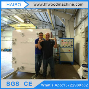 New Condition Hf Vacuum Wood Drying Machine
