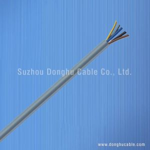 Flexible Control Cable (H03VV-F/H05VV-F) pictures & photos