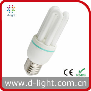 Mini 3u Saving Energy Bulb (11W E27 T3) pictures & photos
