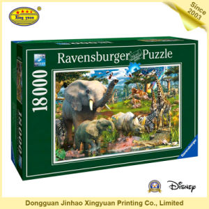 Jigsaw Puzzle Piece Card Game Packag pictures & photos
