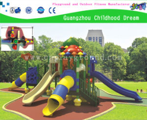 2015 Promotion Mushroom Theme Outdoor Kids Playground on Stock (HLD-M08) pictures & photos