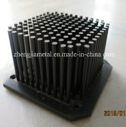 Aluminum Die Casting Cooling Radiator Part