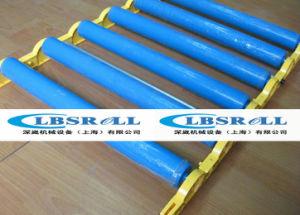 Foldalbe Roller Conveyor/Convertible Roller Conveyor/PVC Roller pictures & photos