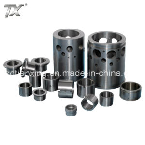 Tungsten Carbide High Resistant Mechanical Valve Parts pictures & photos