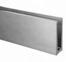 Aluminum Glass Channel pictures & photos