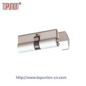 High Quality Single Opening Solid Brass Lock Cylinder with Knob pictures & photos