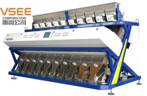 Full Color Vsee Rice Color Sorter Grain Separator 5000+Pixel RGB Color Sorter National Patent Ejector pictures & photos