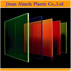 Cast Clear and Colored Acrylic Plexiglass Sheet 3mm pictures & photos
