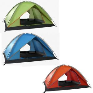 Camping Tent /Outdoor Tent/Beach Tent Green, Blue, Orange pictures & photos
