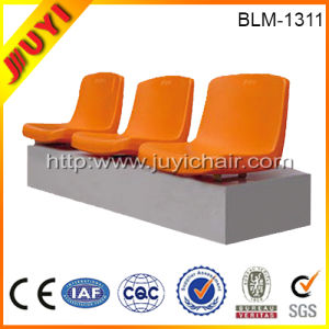2013 HDPE Bleachers Blow Molded Stadium Plastic Chair Blm-1311 pictures & photos
