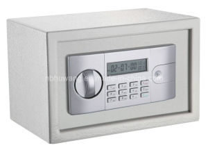 Home Safe with LCD Electronic Lock pictures & photos