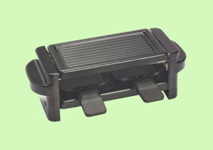 Electric Raclette Grill, CE, GS, RoHS and ETL, Yp-500m