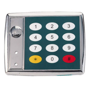 Electronic Safe Lock (SJ807) pictures & photos