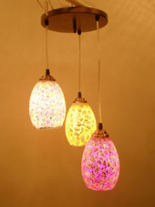 Round Shape Crystal Pendant Lamp pictures & photos