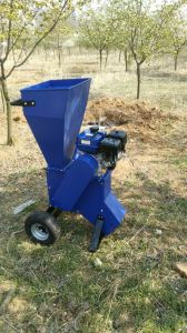 9HP 270cc Wood Chipper Shredder Factory Direct Supply pictures & photos