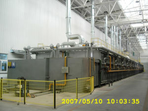 Gas Fired Continuous Annealing Furnace pictures & photos