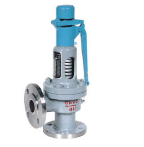 Spring Loaded Low Lift Type Safety Valve with Lever