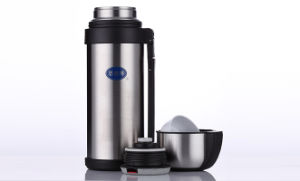 Double Walled Stainless Steel Travel Vacuum Flask pictures & photos