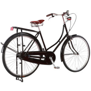 Classic Traditional Bicycle Women Retro Bike (FP-TRD-S01) pictures & photos