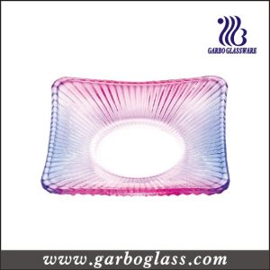 Quadrate Glass Plate (GB1707H-3/TS) pictures & photos