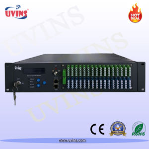 1550nm EDFA with Wdm Erbium Doped Optical Fiber Amplifier High Output Power pictures & photos