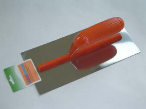 Plastering Trowel with Plastic Handle (163811)