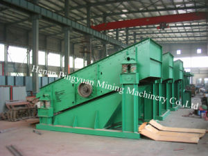 Circular Vibratory Sieve Machine in Power Station pictures & photos