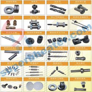Tungsten-Carbide Mandrels for Csm Kanthal and China-Type Heating-Resistance-Wires Winding Machines pictures & photos