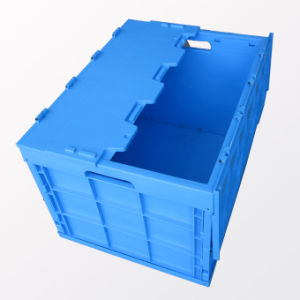 760-580-520 Series Folding Box with Lid pictures & photos