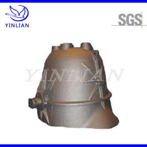 Cinder Pot/Casting Foundry Metal Ladles for Smelting Slag