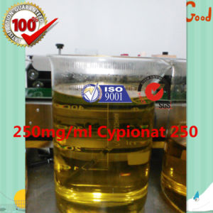 Injectable Anabolic Steroid 250mg/Ml Cypionat 250 Testosterone Cypionate