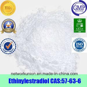 99% Purity Estrogen Steroids Ethynyl Estradiol / Ethinylestradiol (CAS 151-73-5) pictures & photos